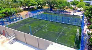 Así quedó el parque La Electrificadora de Barranquilla 2