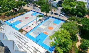Así quedó el parque La Electrificadora de Barranquilla 3