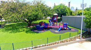 Así quedó el parque La Electrificadora de Barranquilla 5