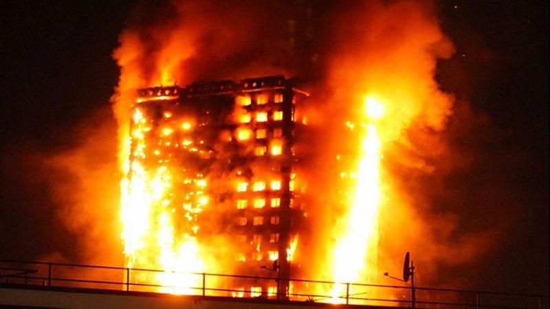Asciende a 17 el número de muertos por incendio del edificio en Londres