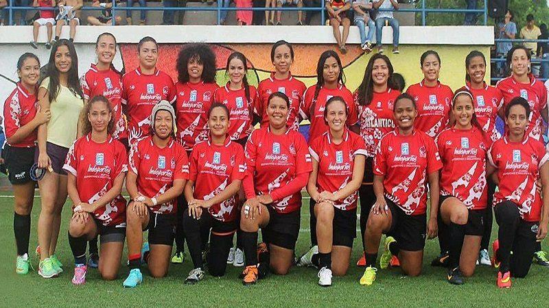 Atlántico, presente en campeonatos de lucha, rugby y levantamiento de pesas