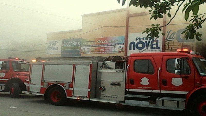 Bomberos reporta que este año han disminuido los incendios en Barranquilla