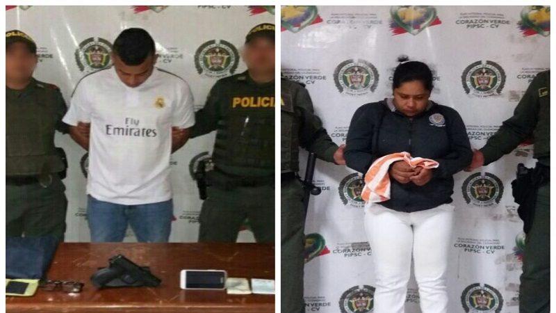 Captura a dos por droga y porte de armas en Soledad y Puerto Colombia