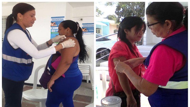 Casa a casa Hospital de Soledad busca a embarazadas para programa 'Maternidad Segura'