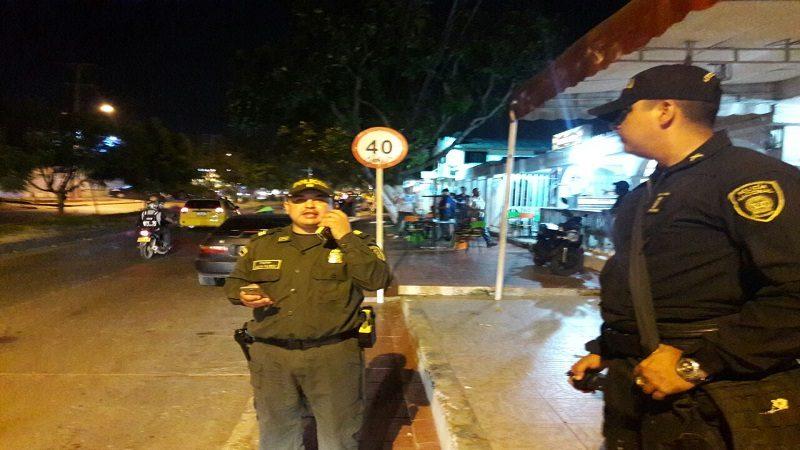 En el fin de semana Policía capturó a 26 personas e incautó 10 armas de fuego
