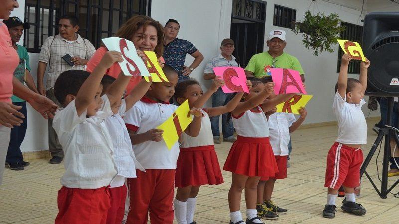 Entregan nuevas adecuaciones locativas del CDI Paraíso en Malambo