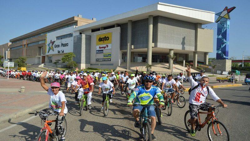 Este domingo, Soledad será epicentro de travesía ciclística por el Atlántico