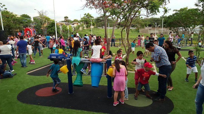 Este lunes, Barranquilla celebra el Día Mundial del Medio Ambiente en los parques
