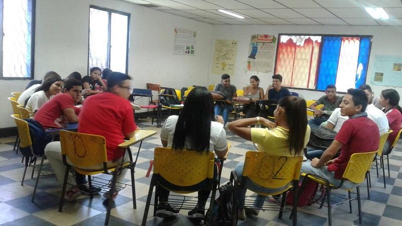 Este martes m s de 185 mil estudiantes de barranquilla for Comedores escolares en colombia