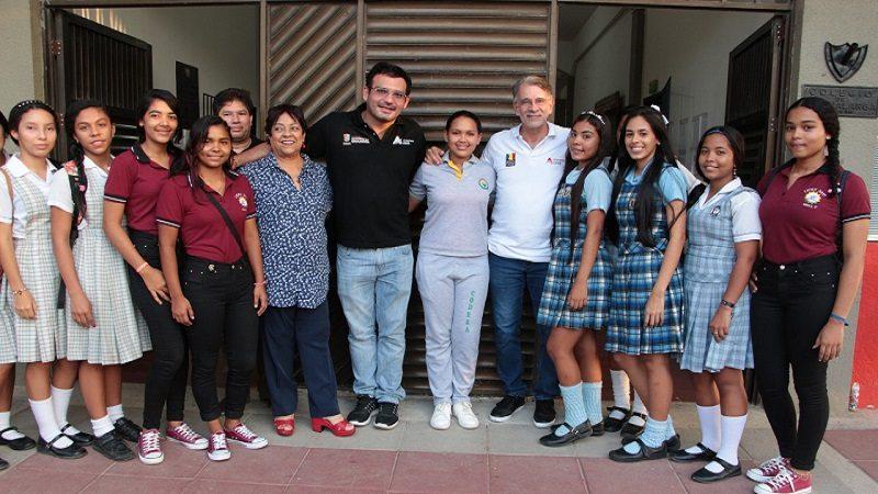 Estudiantes de Luruaco y Sabanalarga se preparan para las Pruebas Saber 11