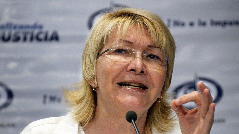 Fiscal de Venezuela pide anular la Constituyente de Maduro ok