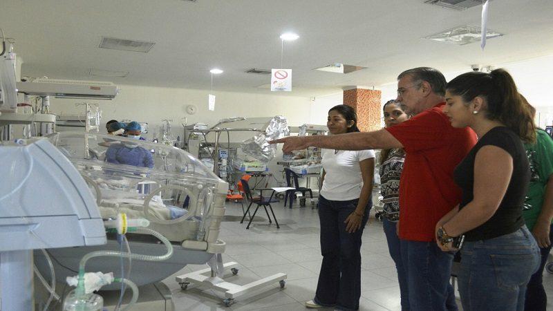 Hospital Niño Jesús ampliará servicio de hospitalización
