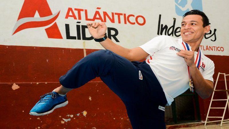 Karate do y Atletismo del Atlántico, a torneos nacionales