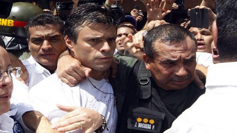 Leopoldo López rechazó casa por cárcel