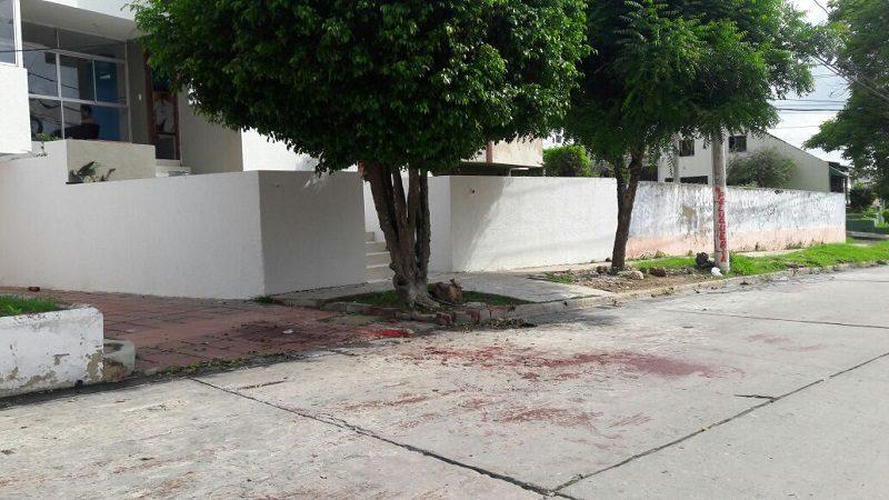 Matan a joven abogado por oponerse a un robo en el barrio Los Nogales