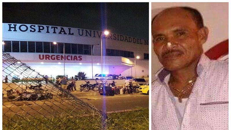 Muere hombre que asesinó a su hija e hirió a su esposa en Malambo