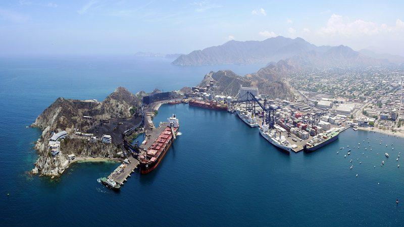 Puerto de Santa Marta se ofrece como solución ante problemas de represamiento de carga en Buenaventura