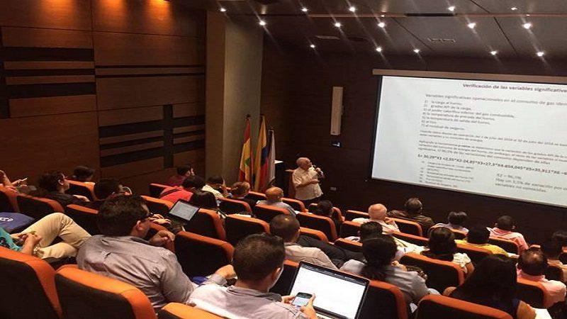 Universidad de la Costa sede de la Jornada Científica de la Red Colombiana de Conocimiento en Eficiencia Energética (RECIEE)