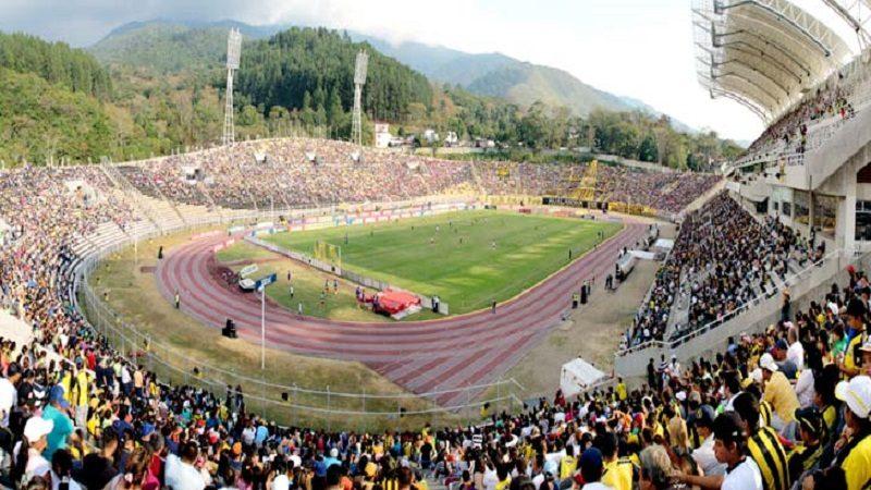Venezuela vs. Colombia se jugará en San Cristóbal el próximo 31 de agosto