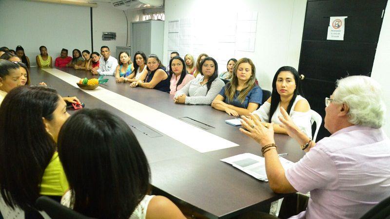 Vinculados 38 nuevos docentes a la planta educativa de Soledad