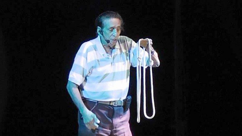 A sus 87 años murió el mago Borletti, considerado el mejor de Colombia