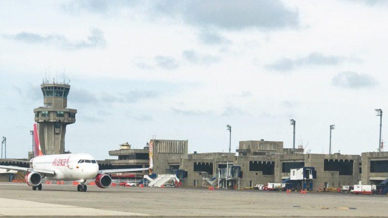 Aeropuerto de Barranquilla movilizará más de 208 mil pasajeros al finalizar temporada de vacaciones