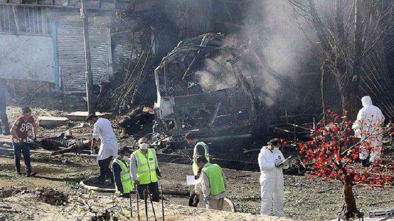 Al menos 26 muertos deja ataque talibán en Afganistán