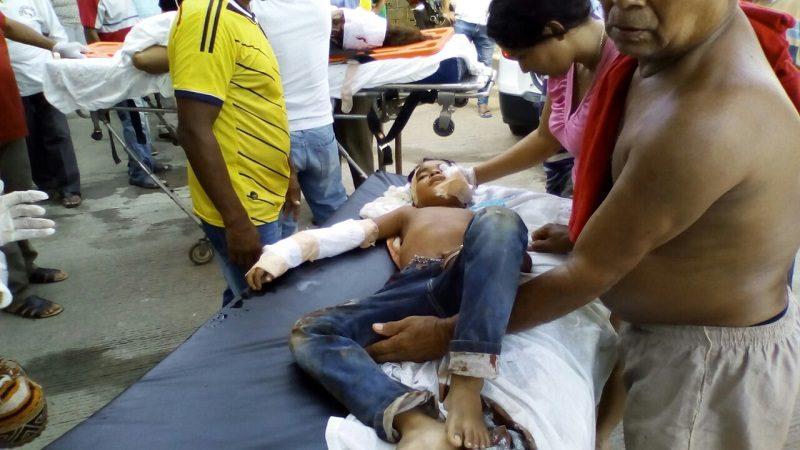 Al menos 3 muertos y 37 heridos deja accidente de bus en Tubará