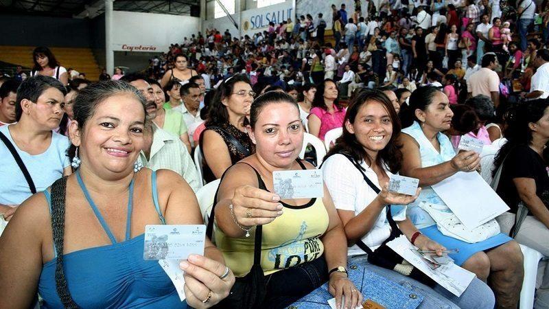 Anuncian bancarización de 45.170 familias en la tercera entrega de incentivos de Más Familias en Acción