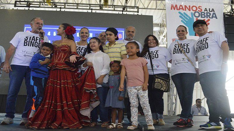Atlántico demostró solidaridad con los niños enfermos de cáncer