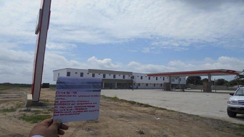 Detectan conexión ilegal en estación de servicio y hotel en Malambo