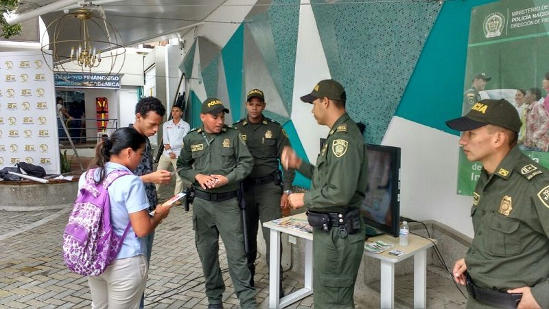 Distrito impulsa lucha contra la trata de personas