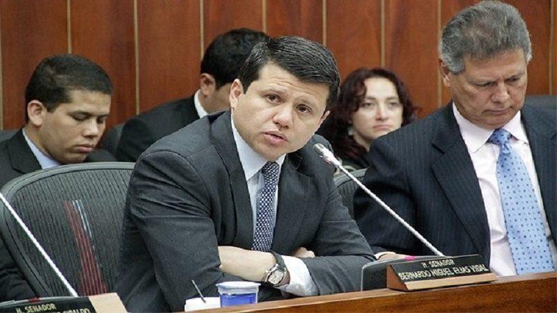 EE.UU. le canceló la Visa al Senador Bernardo 'Ñoño' Elías