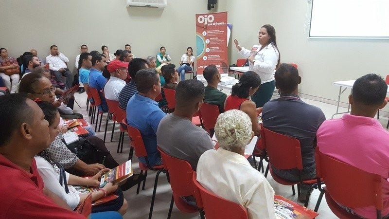En Barranquilla, otras 39 familias desplazadas por la violencia recibieron su indemnización