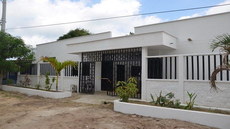 Entregan nuevas adecuaciones locativas del CDI San Martín en Malambo