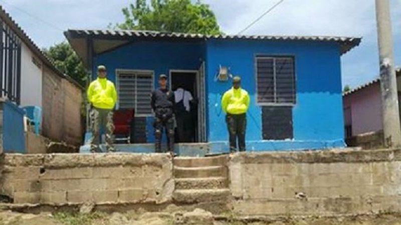 Extinción de dominio a dos residencias en Sincelejo y Corozal que utilizaban como 'ollas de droga'