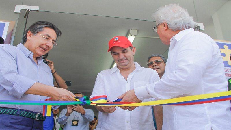 Inauguran nueva y moderna sede de la Fiscalía en Soledad
