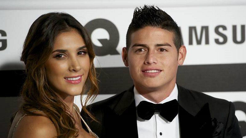 James Rodríguez y Daniela Ospina confirman su separación