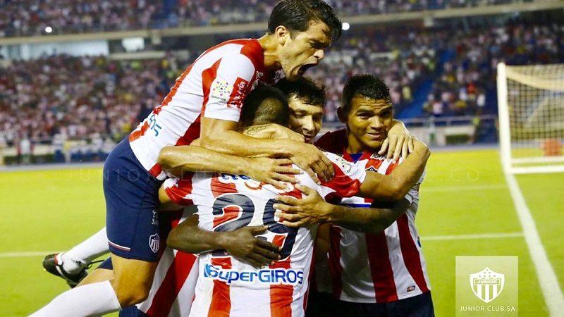 Junior goleó 3-0 al América en el Metropolitano