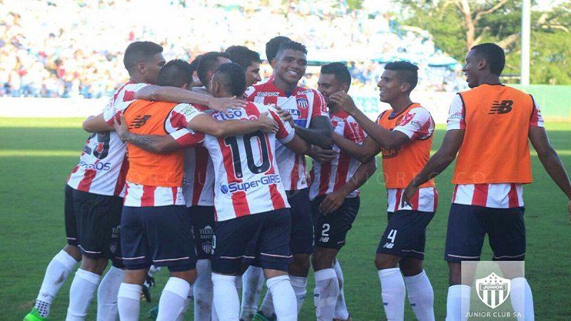 Junior le ganó 1-0 a Jaguares en Montería