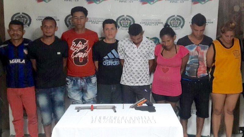 Operación Sicilia deja 8 capturas en Barranquilla por extorsión