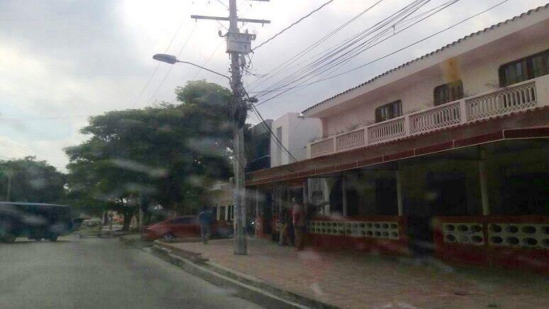 Por deuda de energía suspenden servicio a restaurante El Corral del Marisco