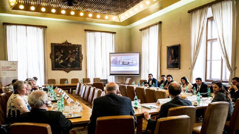 Universidad de la Costa participa en Programa de Emprendimiento e innovación en la República Checa