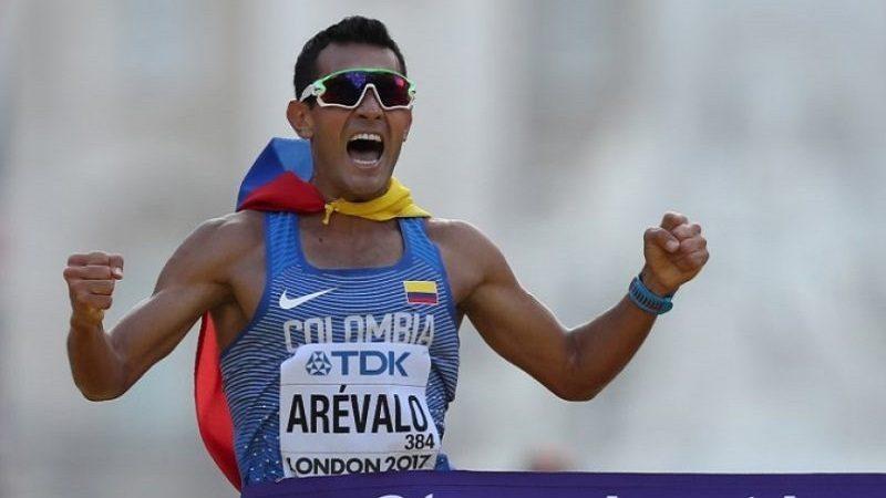 Éider Arévalo, campeón mundial de marcha, cumplió su sueño y recibirá su casa