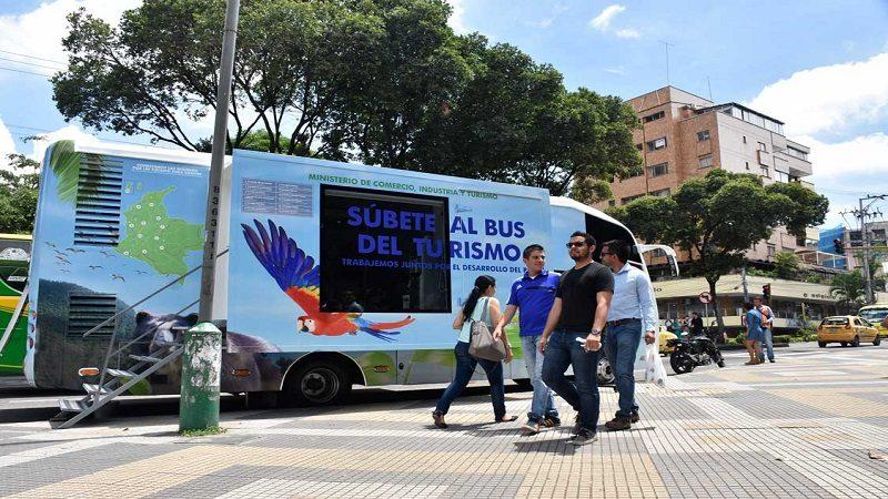 'Súbete al bus del turismo' desde este 22 de agosto en Barranquilla