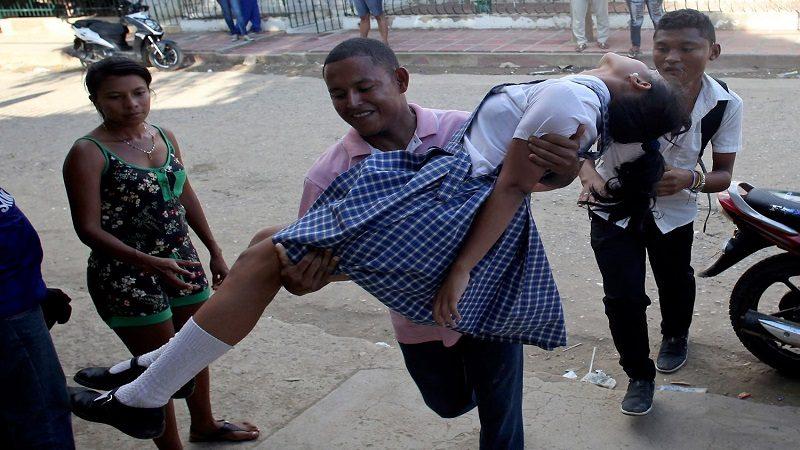Abren Indagación preliminar por menores afectadas con vacuna del papiloma humano en Bolívar
