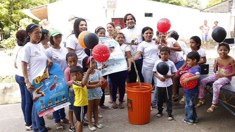 Alcaldía de Baranoa lanza campaña contra el mosquito transmisor del dengue