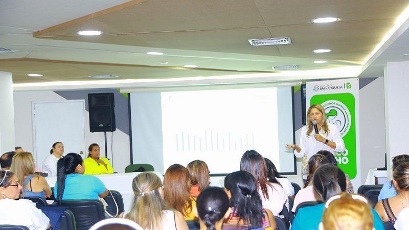 Alcaldía promueve partos naturales para disminuir riesgos en el binomio madre-hijo