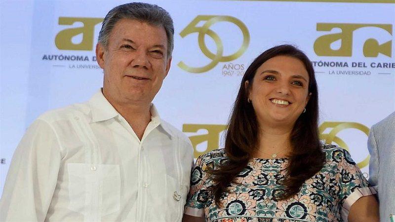 Barranquillera Karen Abudinen, nueva directora del Icbf
