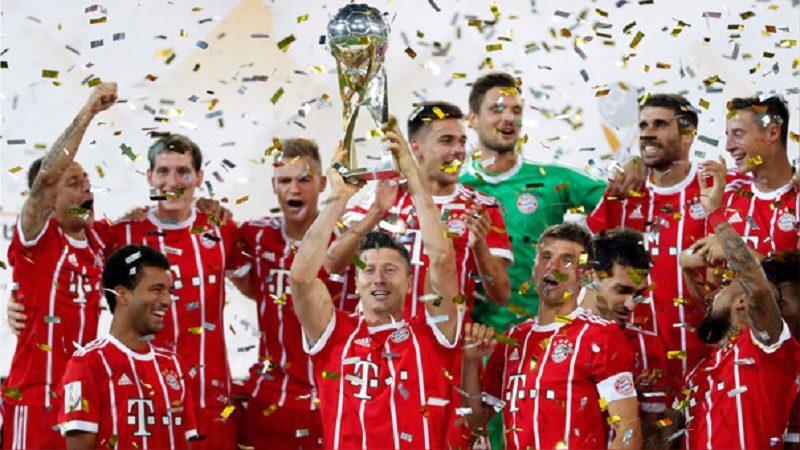 Bayern Múnich, campeón de la Supercopa alemana tras derrotar al Dortmund